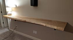 9' Ambrosia Maple Bar Top