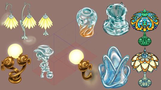 Luxury Ornament Concepts