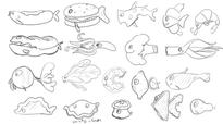Fish concepts - Food