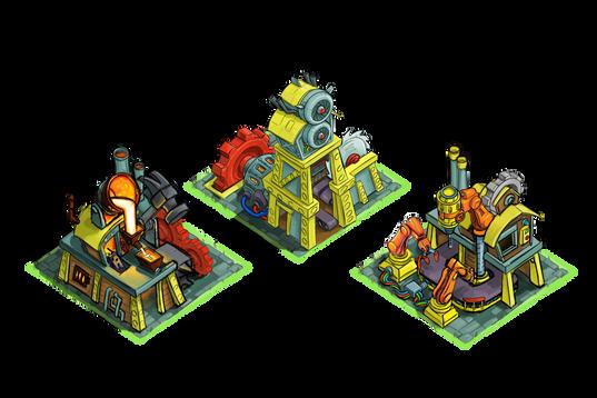 Factory Concepts