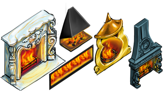 Fireplace Concepts