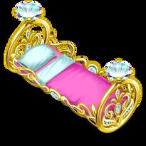 Diamond ring bed
