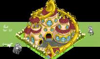 Nest Max level concept in colour