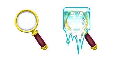 Icon Search and frozen