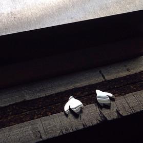 Snowdrop Stud Earrings - 2019