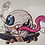 "Thumbnail: EL-OJO Skateboard Deck 8.25"""