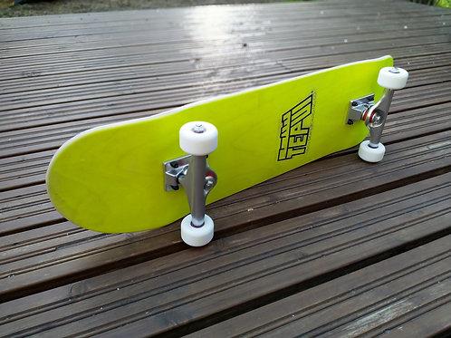 Skateboard Birch  Deck Handmade