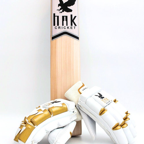 Bundle Deal - HAK Sparkle Bat with Free Gloves