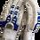 Thumbnail: TC - Blue/White Batting Gloves