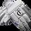 Thumbnail: TC - Grey/White Batting Gloves