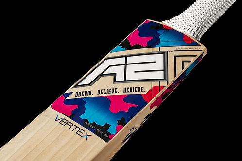 A2 Vertex Cricket Bat - Free Bat Preparation