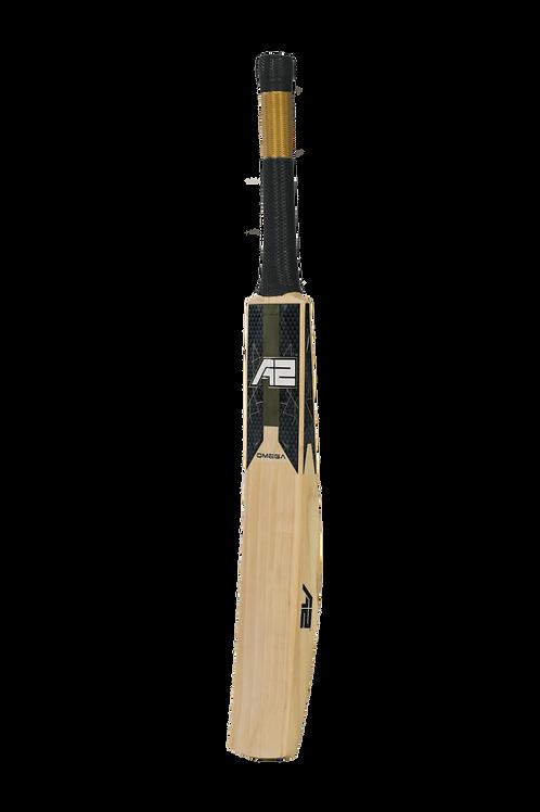 A2 Omega Cricket Bat - Free Bat Preparation