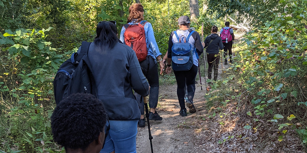 Fall Hiking is Here!  Join Us at Ridley Creek State Park