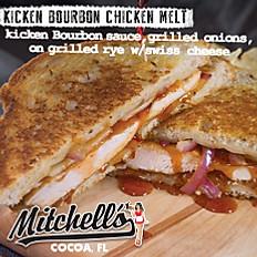 Kicken Bourbon Chicken Melt