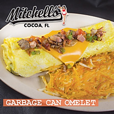 GARBAGE CAN OMELET