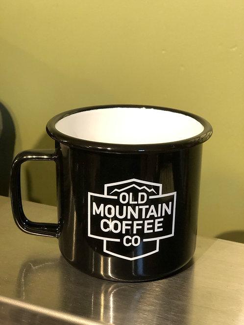 OMC Logo Black Camp Cup