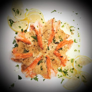Shrimp And Crabcake Crown