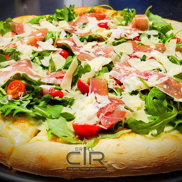 Tuscany Pizza