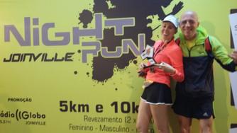 Corrida Nigth Run - Joinville