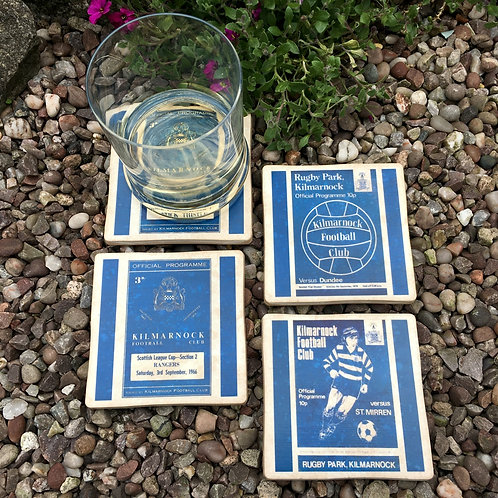 Kilmarnock Football Coasters