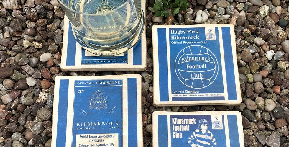 Kilmarnock Football Coasters