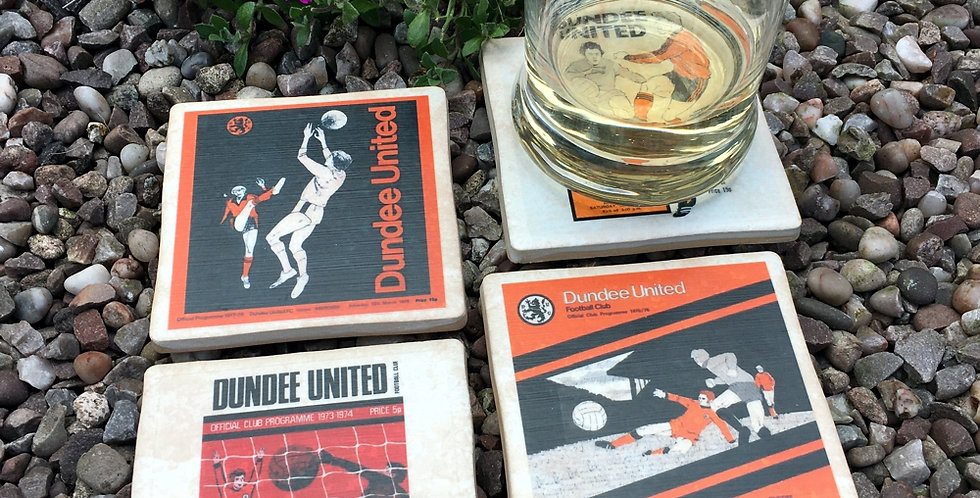 Dundee United Football Coasters
