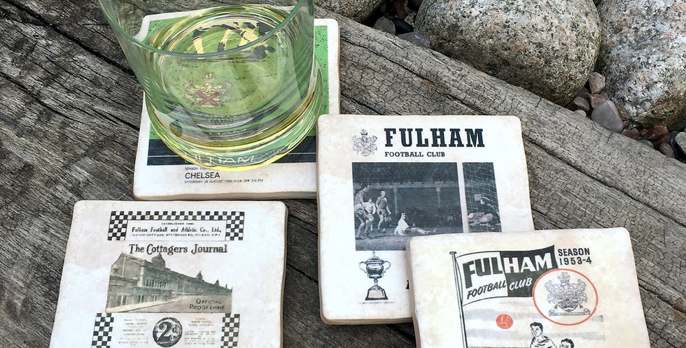 Fulham Football Coasters