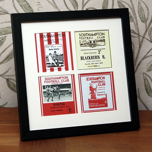 Southampton Framed Print