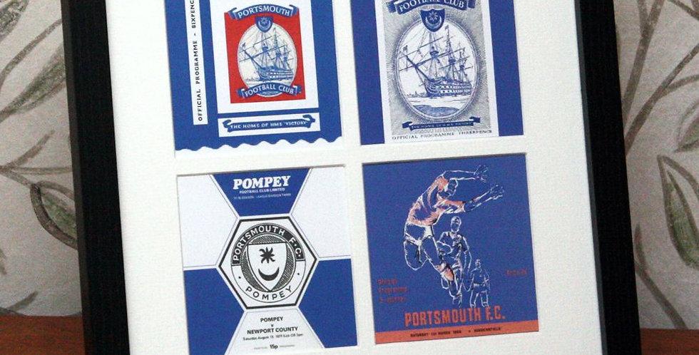 Portsmouth Framed Print
