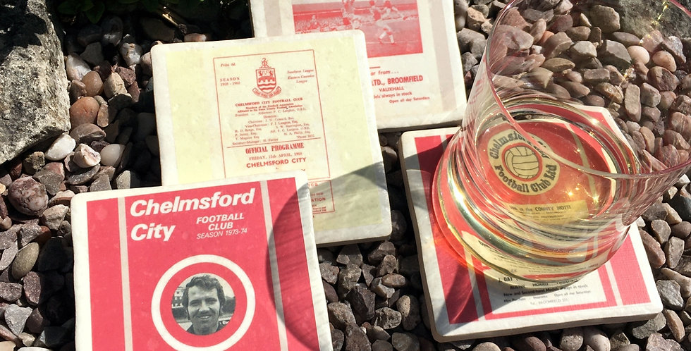Chelmsford City Football Coasters
