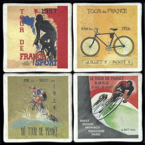 Cycling Coasters - Tour de France