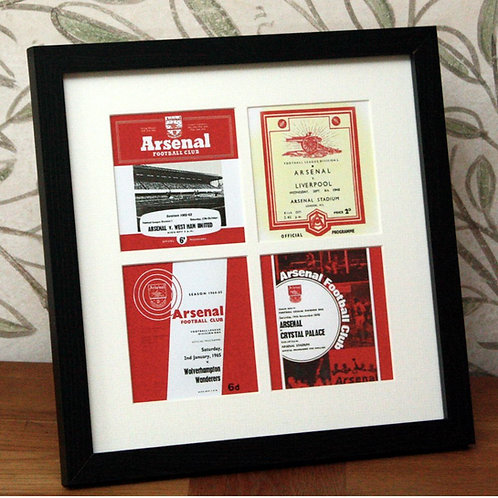 Arsenal Framed Print