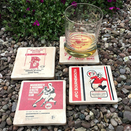 Bournemouth Football Coasters
