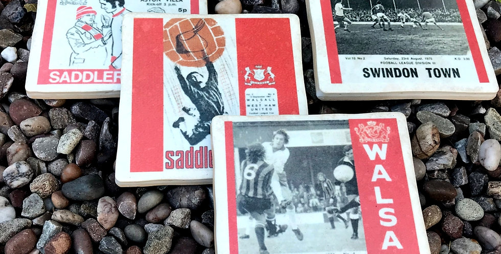 Walsall Football Coasters