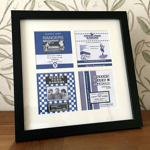 Queens Park Rangers Framed Print