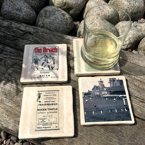 Fraserburgh Football Coasters