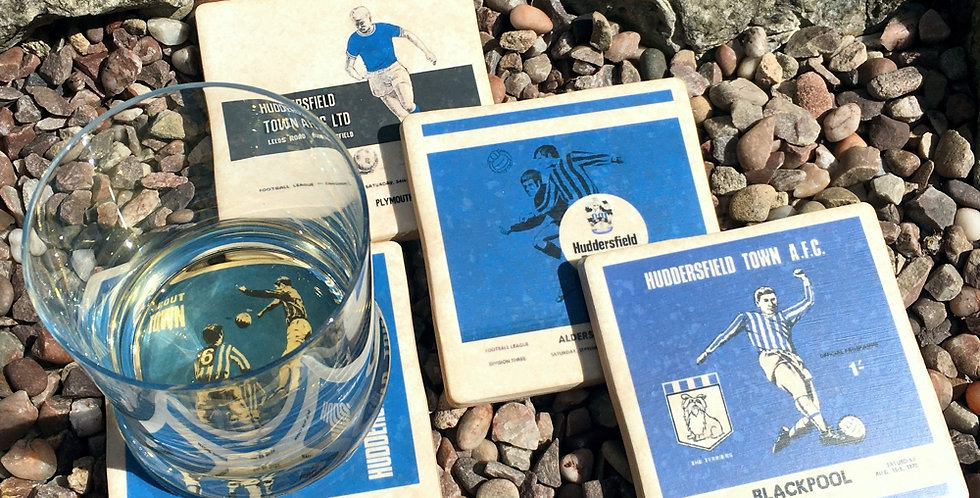 Huddersfield Town Football Coasters