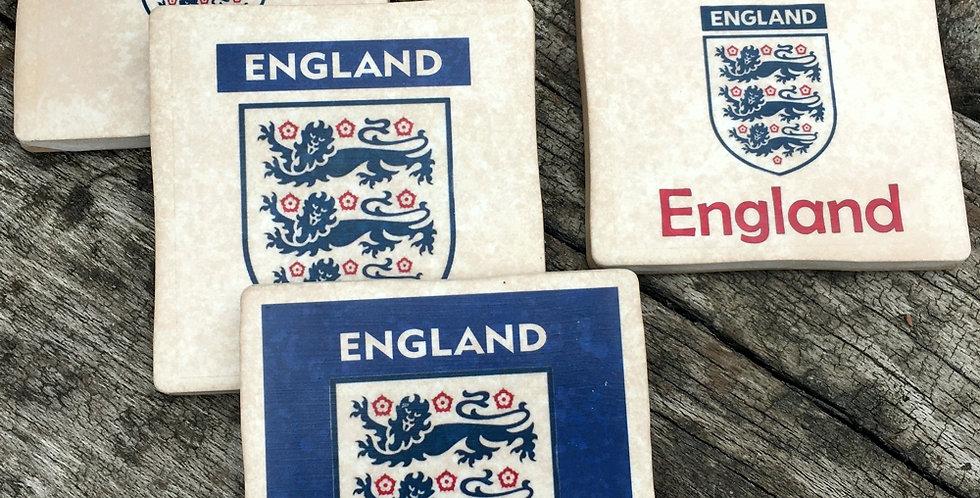 England Football Coasters