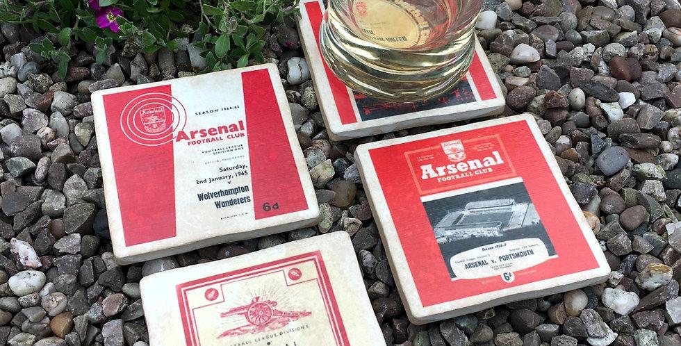Arsenal Football Coasters