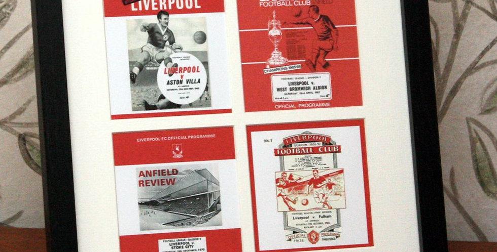 Liverpool Framed Print