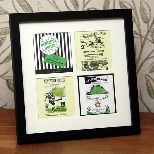 Newcastle United Framed Print