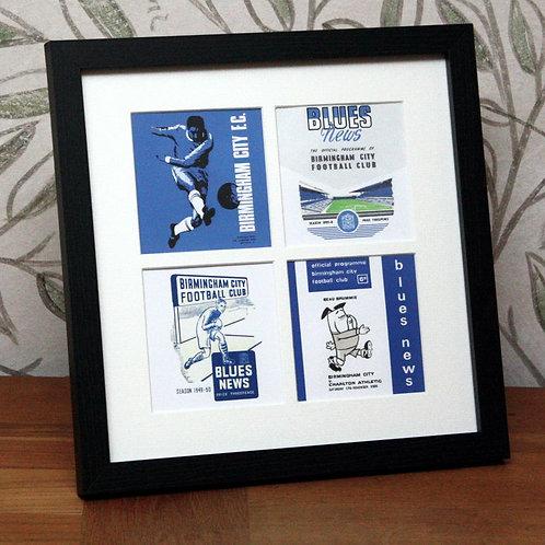 Birmingham City Framed Print
