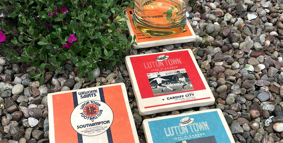 Luton Town Football Coasters