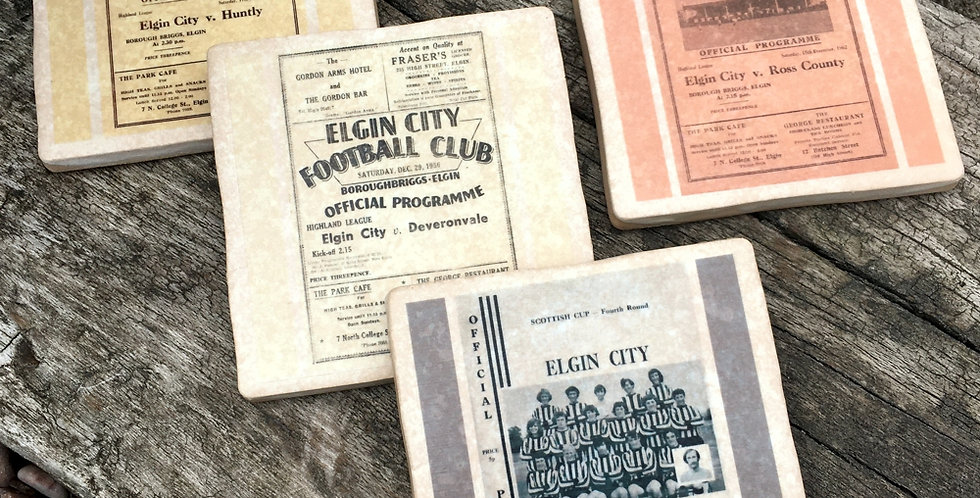 Elgin City Football Coasters