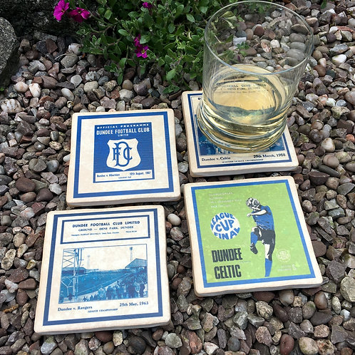 Dundee Football Coasters