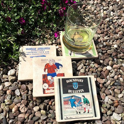 Oldham Athletic Football Coasters