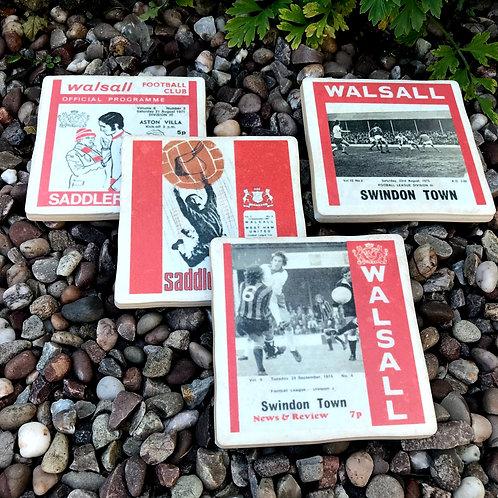 Walsall Football Coasters