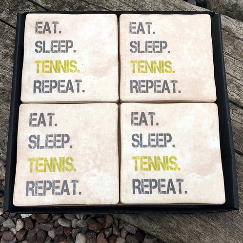 Tennis - Eat Sleep Repeat