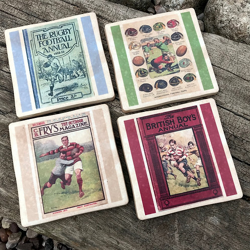 Rugby - Vintage Magazines
