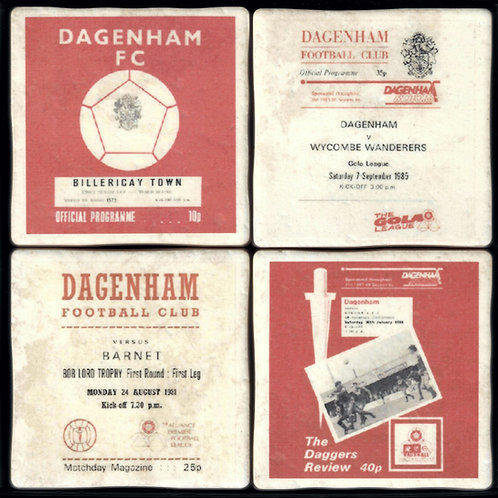 Dagenham Football Coasters